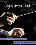 Stage de direction chorale